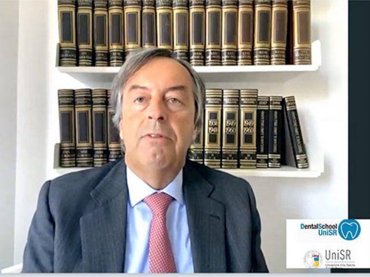 COVID-19 ed odontoiatria, il punto del prof. Roberto Burioni